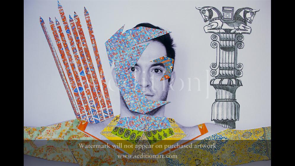 Ali B by Sassan Behnam Bakhtiar