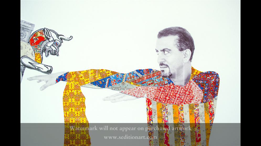 Ali by Sassan Behnam Bakhtiar