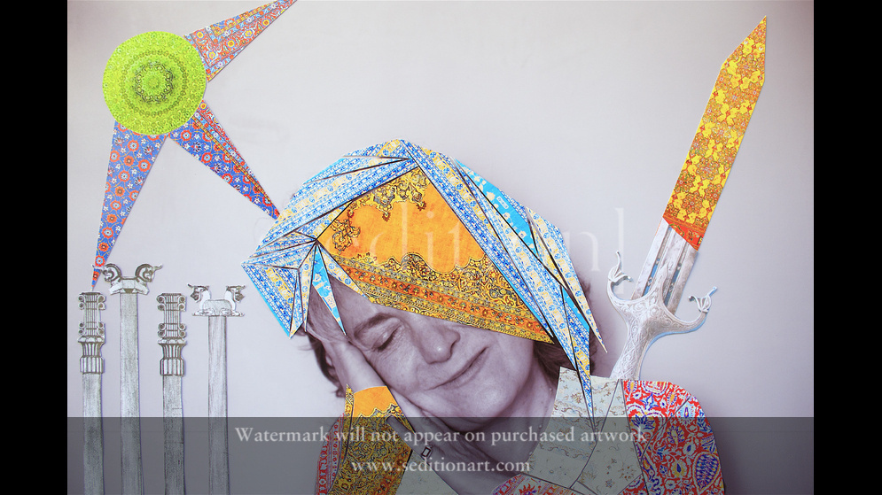 Firouzeh by Sassan Behnam Bakhtiar