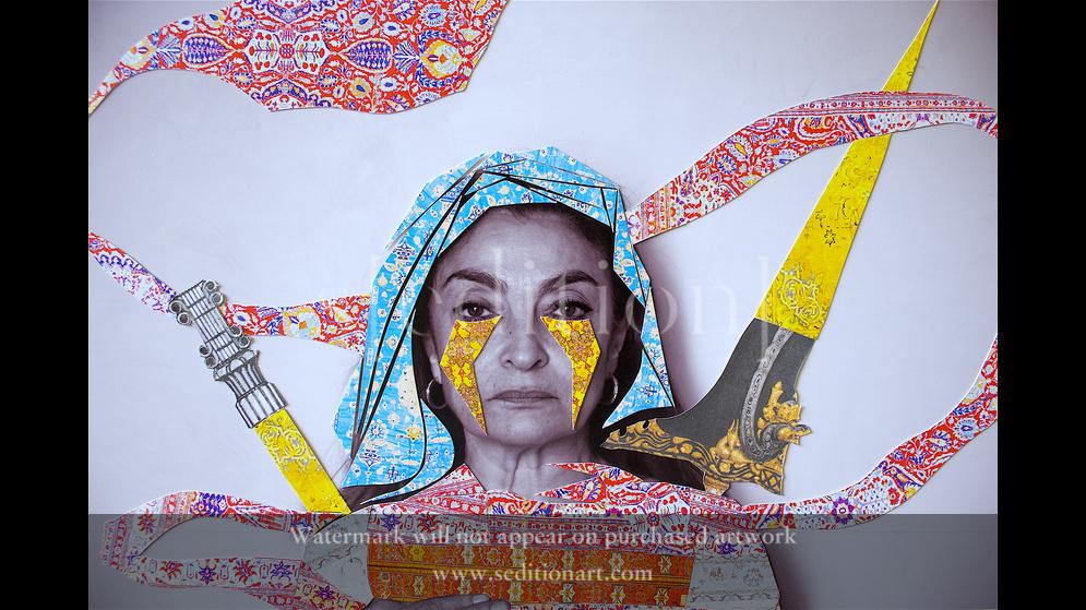 Ghoncheh by Sassan Behnam Bakhtiar