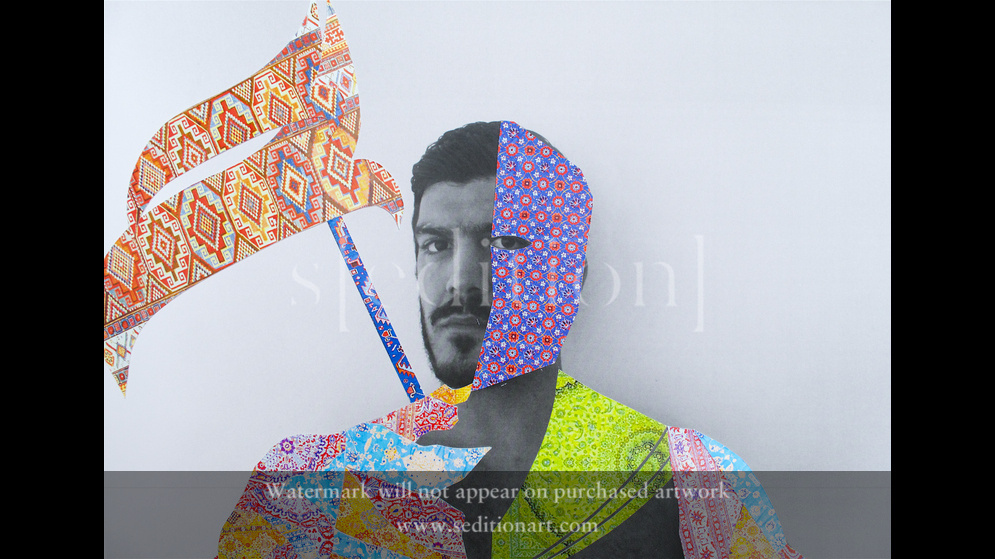 Hamid by Sassan Behnam Bakhtiar