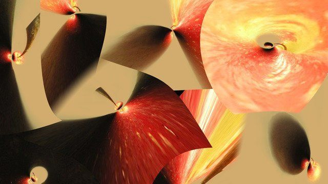 Transformed Apples in Paradise_A