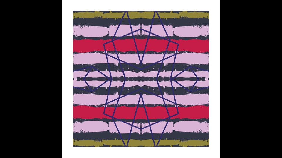 Abstract:Blue-Line-Quadrantsby Inglis Thorburn