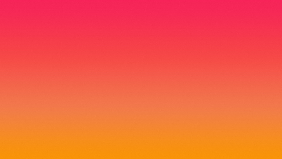 Scalar Field (orange, pink, orange)by Yann Novak