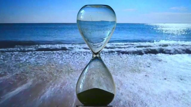 The Broken Time Glass