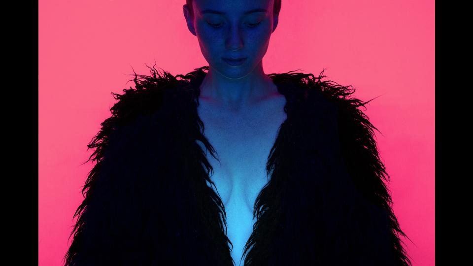 Cyber Goddessby Slava Semeniuta