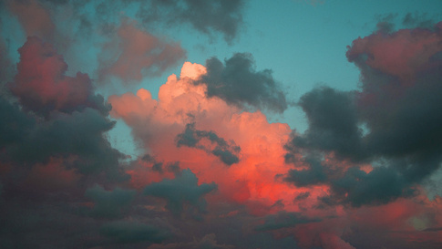 Neon Clouds