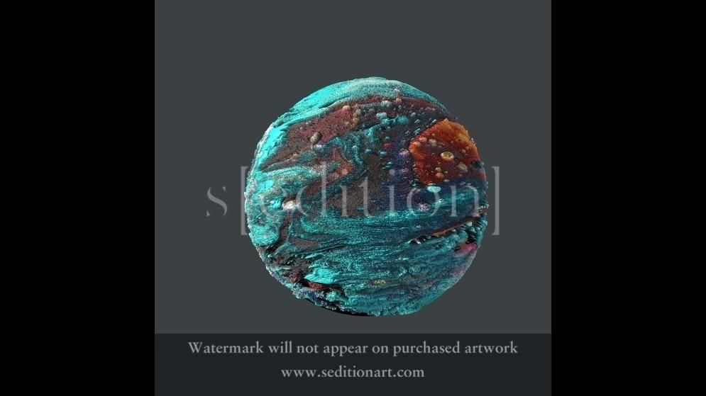 Plastic Planet - 02 by Antony Kitson
