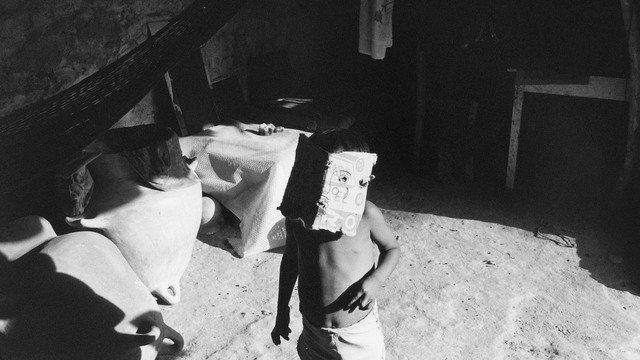 Mexico, San Augustine de Oapan, 1984