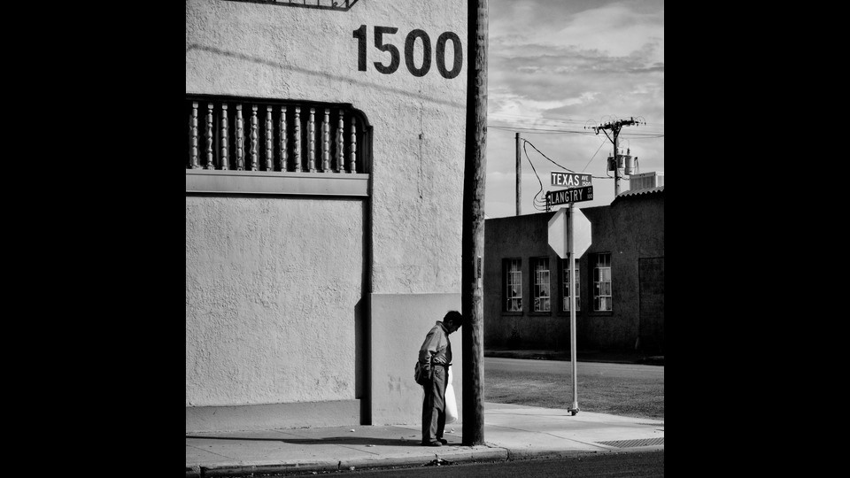 USA, El Paso, 2015by Matt Black