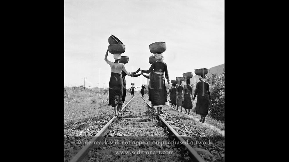 Indochina, Barau, 1952 by Werner Bischof