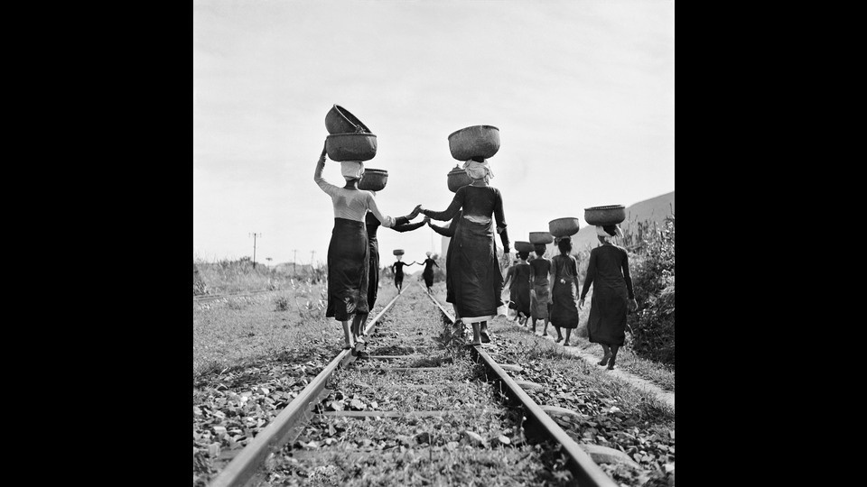 Indochina, Barau, 1952by Werner Bischof