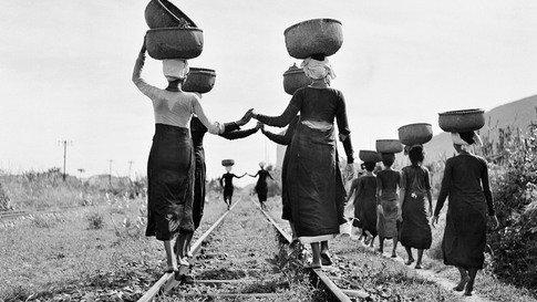 Indochina, Barau, 1952
