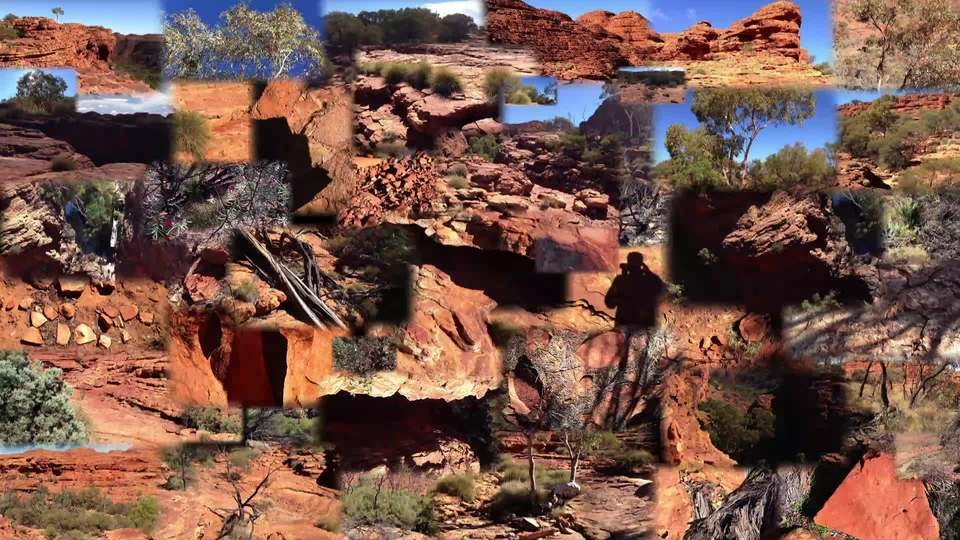 Kings Canyon, Northern Territoryby Terry Flaxton