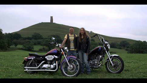 Portraits of Glastonbury Tor