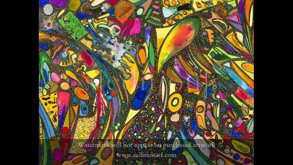 Universe Section 128x32b-7c by Peter Smolenski