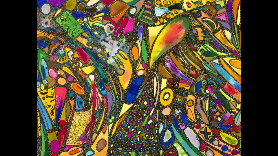 Universe Section 128x32b-7cby Peter Smolenski