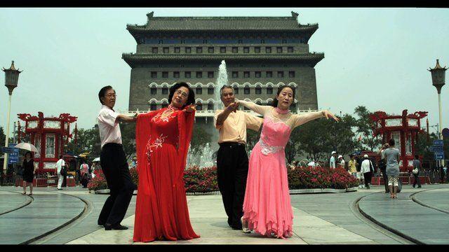 Portraits of the Arrow Tower, Beijing