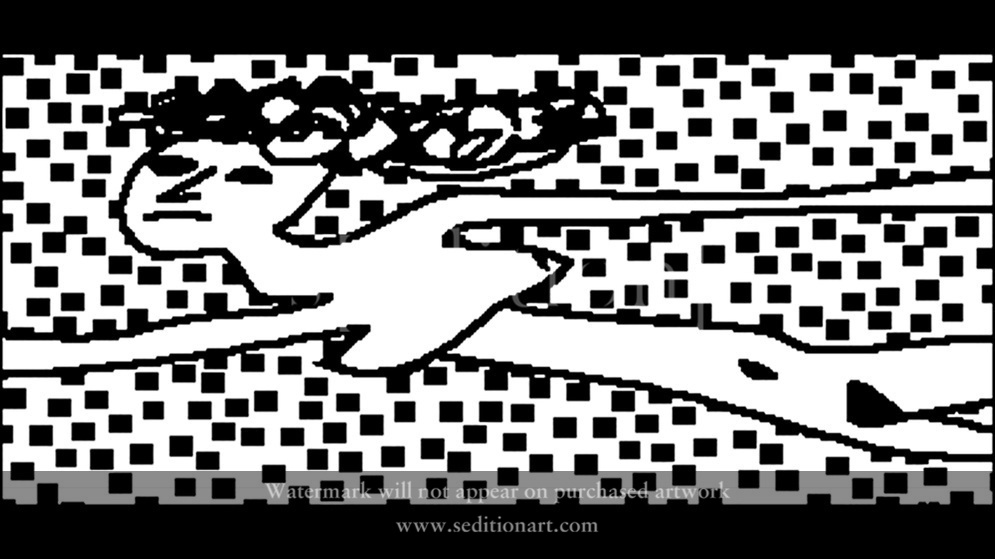 flywoman by Mick Aslin