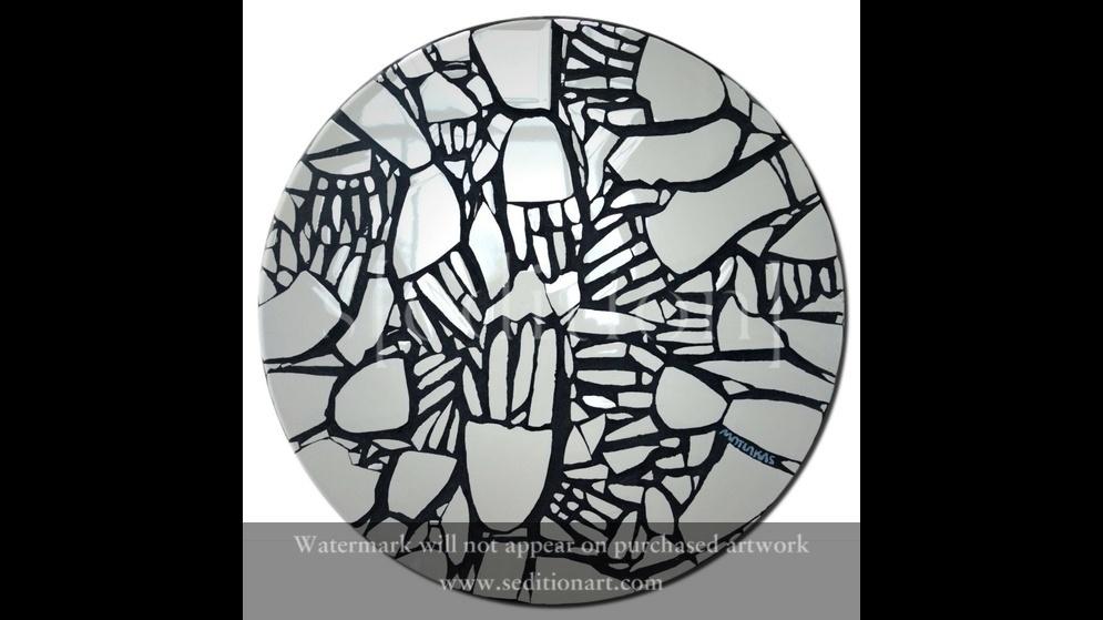 Mosaic-attempttoreachthelightØ60 highres by Riccardo MAtlakas