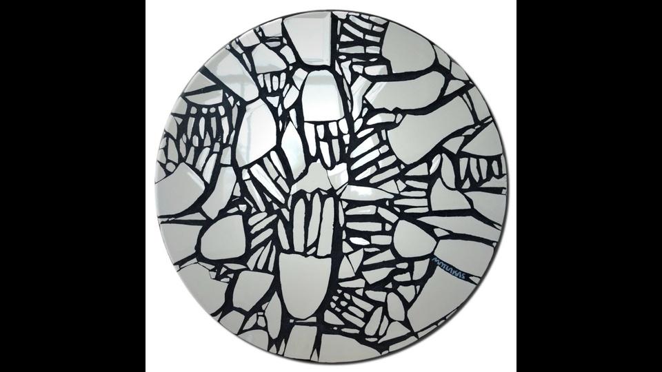 Mosaic-attempttoreachthelightØ60 highresby Riccardo MAtlakas