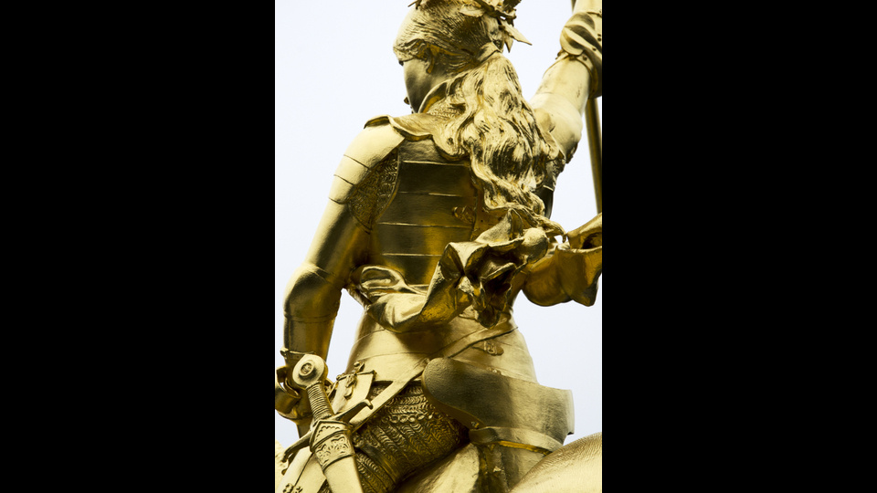 Joan of Arc, Philadelphia Museum of Art, Philadelphia, PAby Tracy Steen
