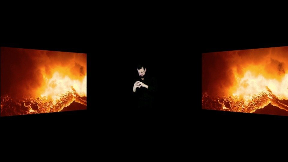 Eruptionby Louise Stern