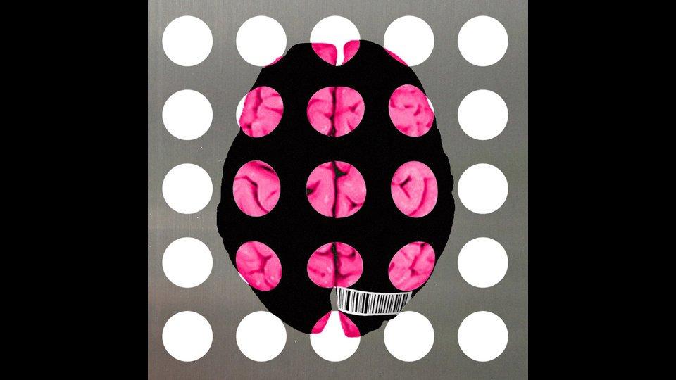 pink brainby yuja