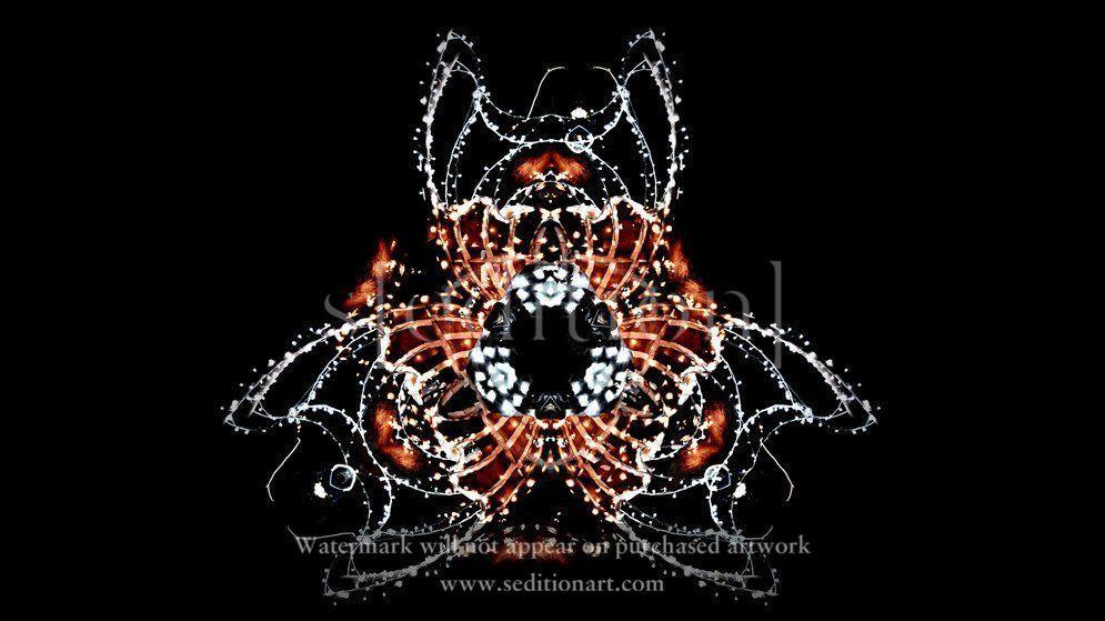 Maybe Logic quantum circuit-g8-by Matt Black by matt black