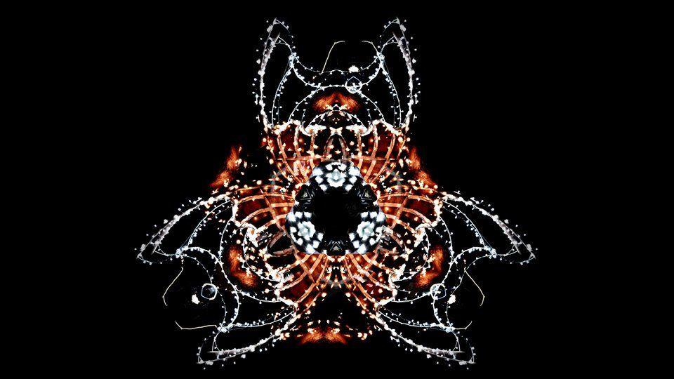 Maybe Logic quantum circuit-g8-by Matt Blackby matt black