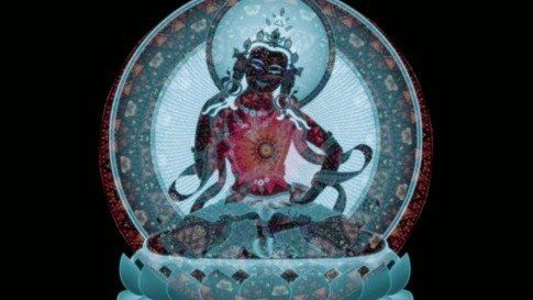 Buddha and Chakras