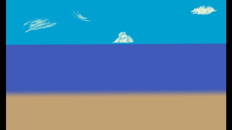 The Beachby RAUL DIAZ