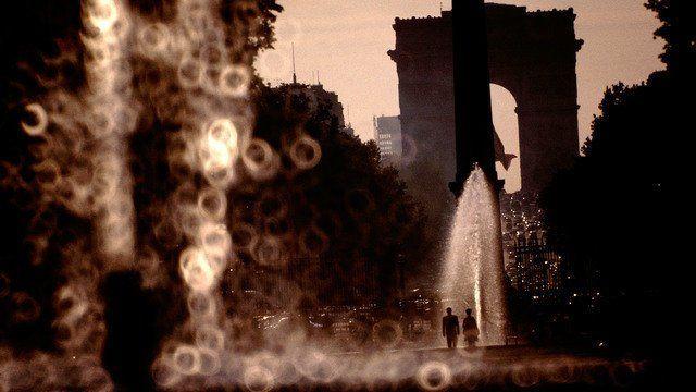 1966,法国巴黎凯旋门