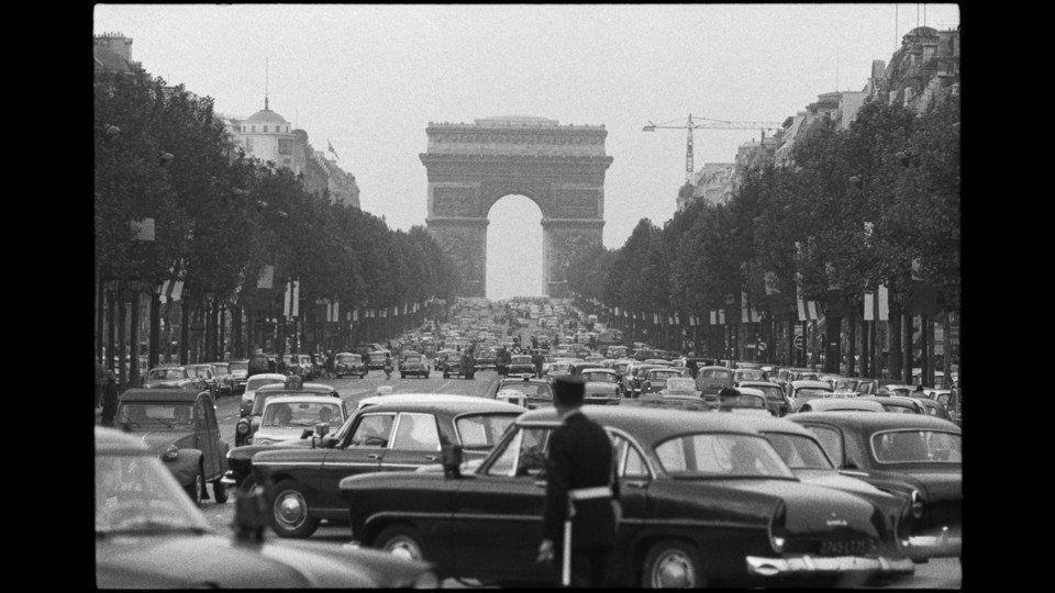 France, Paris, 1962, Champs Elyséesby Rene Burri