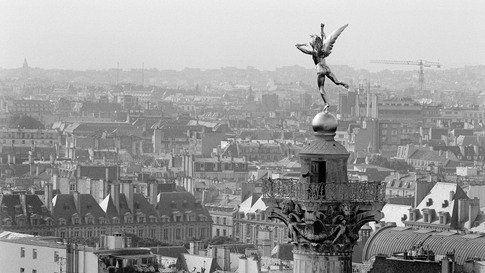 France, Paris, 1989, The Bastille Opera House