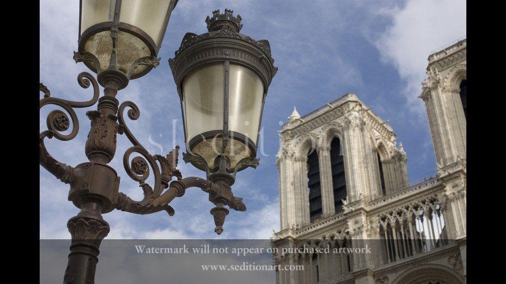 France, Paris, 2008, Notre Dame de Paris by Peter Marlow