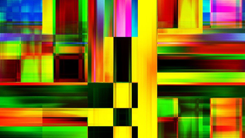 Colourful Abstracts SEDDX0004by Sujith Ittan
