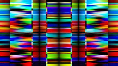 Colourful Abstracts SEDDX0005