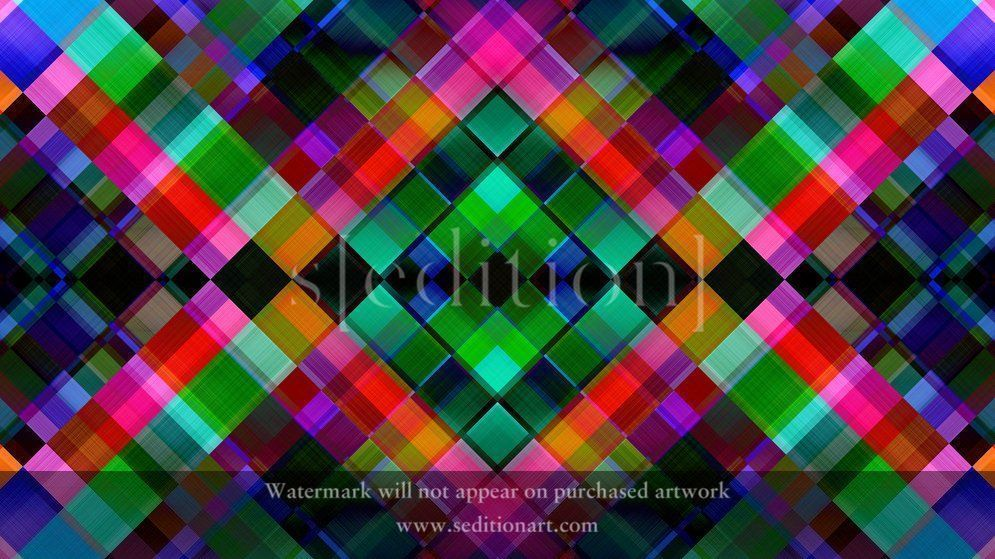 Colourful Abstracts SEDDX0006 by Sujith Ittan