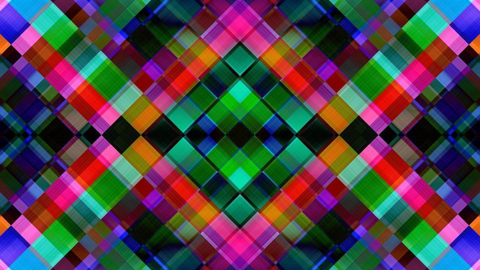 Colourful Abstracts SEDDX0006by Sujith Ittan