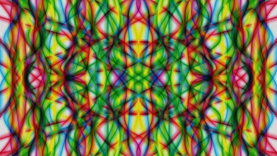 Colourful Abstracts SEDDX0010by Sujith Ittan