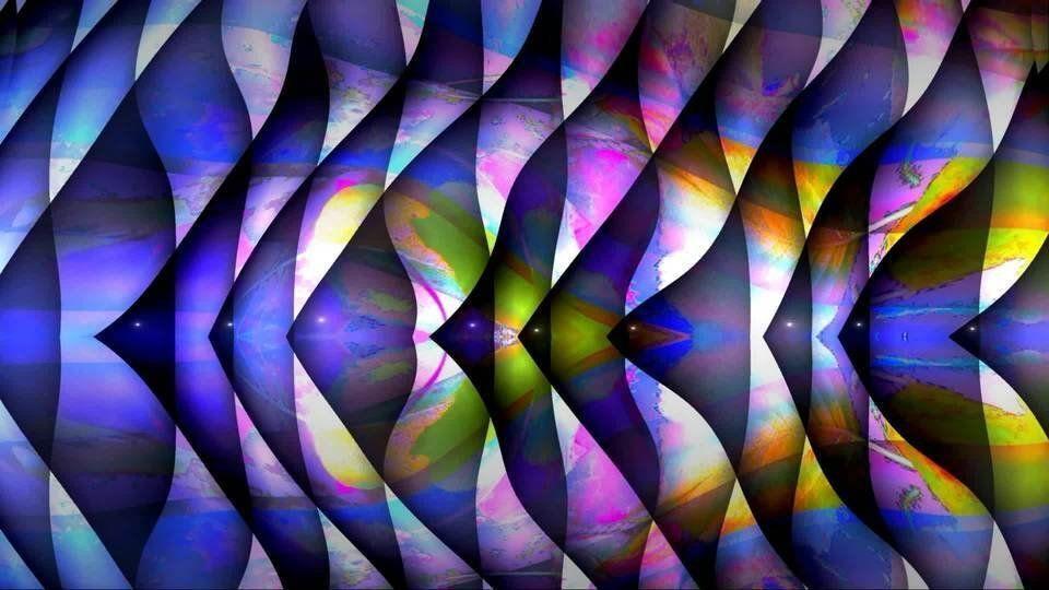 Fishdance Twoby Visual Artist Frank Bonilla