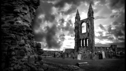 Ruins of St Andrew