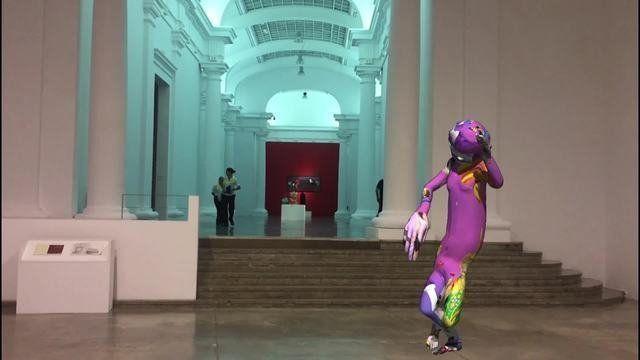 Dance At Museum