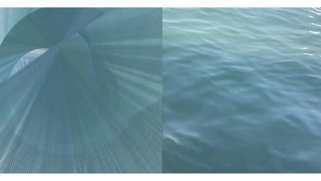Ephemeral Void-Water I