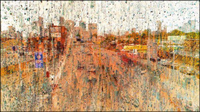 Decomposition II - Land/Human