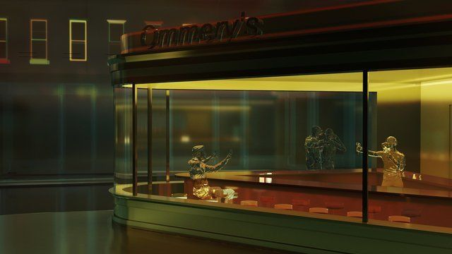 Virtual Nighthawks