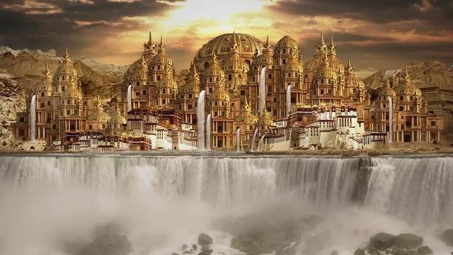Le palais Hasdrubal