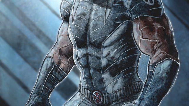 Wolverine - Marco Russo Art