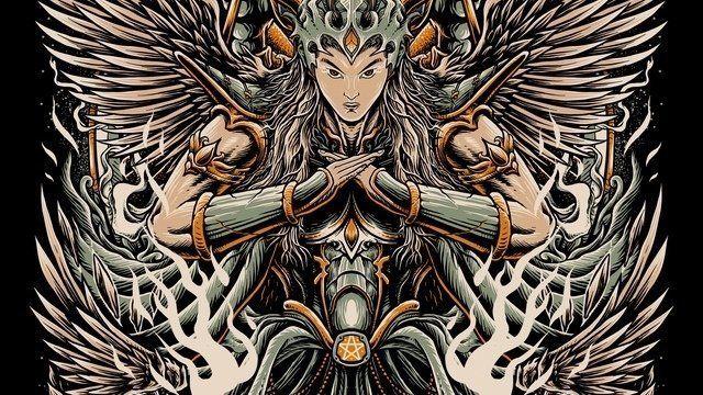 Queen of War